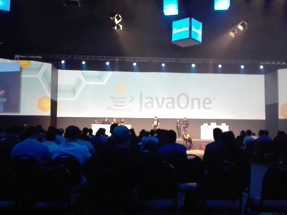 JavaOne SP 2016