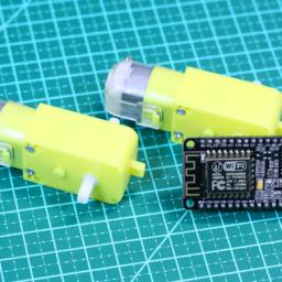 Como controlar motor DC com ESP8266 NodeMCU – Blog FilipeFlop