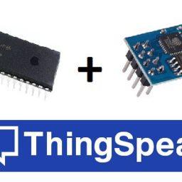 PIC na IoT com ESP8266 e ThingSpeak – Embarcados