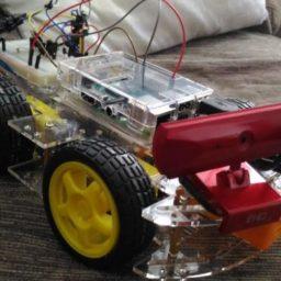 RoboPi – Um rover com Raspberry Pi -Embarcados