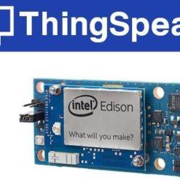 ThingSpeakC – Upload de dados em C na Intel Edison