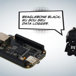 Monte um datalogger com BeagleBone Black