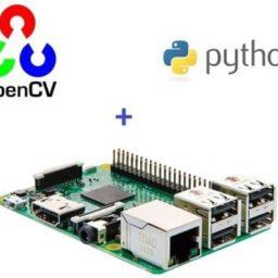 Contagem de objetos em movimento com OpenCV e Python usando Raspberry Pi