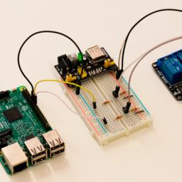 Automação básica com Bluetooth BLE na Raspberry Pi