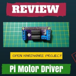 Review – Pi Zero Motor Driver